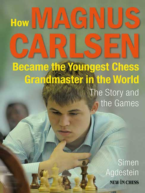 How Magnus Carlsen became the Youngest Grandmaster in the World (Agdestein)